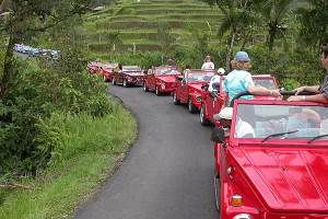 VW Group tour di Bali