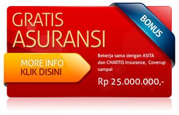 Paket Wisata Bali Plus Gratis Asuransi