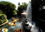 Sliding Waterbom