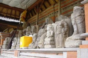 Koleksi Arca Peninggalan Purbakala