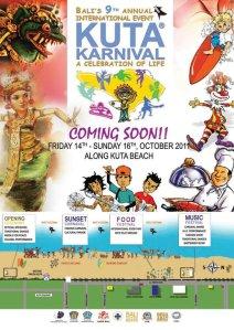 Kuta Karnival 2011