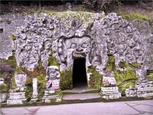 Pura Goa Gajah, Simbol Akulturasi Hindu Buddha