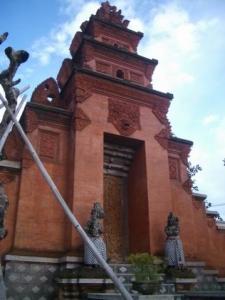 Kori Agung Puri Karangasem