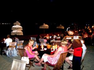 Restoran Seafood Pantai Jimbaran