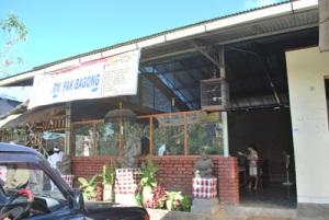 Rumah Makan Pak Bagong