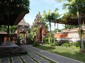 Puri Agung Blahbatuh, Obyek Wisata Puri Baru Di Bali