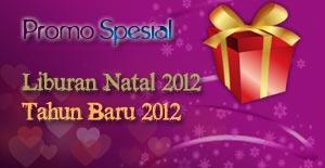 Promo Paket Liburan Natal Dan Tahun Baru 2013