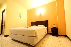 Kamar Deluxe Hotel Maria
