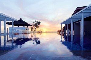 Kolam Renang Di Best Western Kuta Beach
