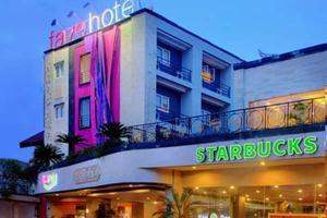 Favehotel Denpasar merupakan Hotel murah dan strategis di Kota Denpasar