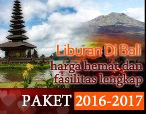 Paket Liburan Bali 2016